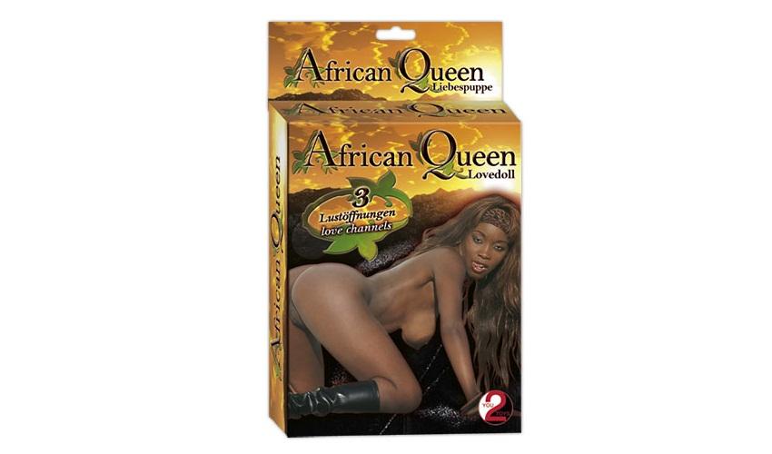 Afrikai királynõ
